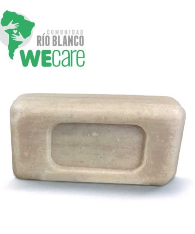 We Care: Cusi + Copiaba Skin Healing Soap