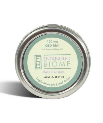 Triple Strength CBD Relief Salve